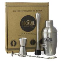 Dugas - Cocktail Signature by Dugas - Kit des indispensables du Barman