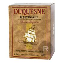 Duquesne - Rhum ambré - 4,5L - 40°