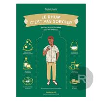 Marabout - Livre - Le rhum, c'est pas sorcier - 192 pages