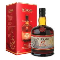 El Dorado - Rhum hors d'âge - Demerara Rum - 12 ans - 70cl - 40°