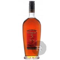 El Dorado - Rhum très vieux - Demerara Rum - 5 ans - 75cl - 40°