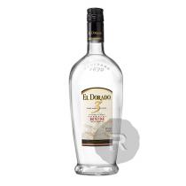 El Dorado - Rhum blanc - 3 ans - 70cl - 40°