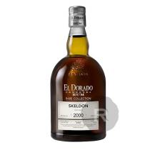 El Dorado - Rhum hors d'âge - Skeldon 2000 - 70cl - 58,3°