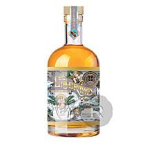 El Libertad - Rhum épicé - Flavor of Heaven - Tarte Tatin - 70cl - 35°