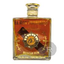 El Ron Prohibido - Rhum hors d'âge - Carafe - XO - 70cl - 40°