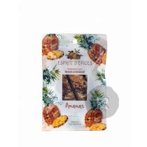 Esprit d'épices - Préparation pour rhum arrangé - Ananas - 20g