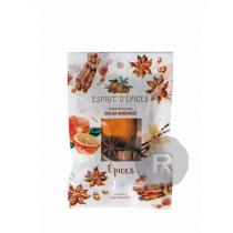 Esprit d'épices - Préparation pour rhum arrangé - Epices - 20g