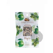 Esprit d'épices - Préparation pour rhum arrangé - Mojito - 20g