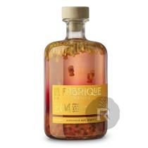 La Fabrique de l'Arrangé - Rhum arrangé - Fruit de la passion & Fleur d'Hibiscus - 70cl - 32°