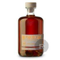 La Fabrique de l'Arrangé - Rhum arrangé - Spicy - Orange & Epices - 70cl - 39°