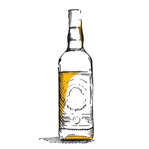 La Fabrique de l'Arrangé - Rhum arrangé - Vanille Bourbon / Noisette - 70cl - 31°