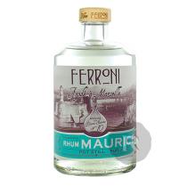 Ferroni - Rhum blanc - La Dame Jeanne 10 - Maurice - 70cl - 57°