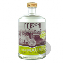 Ferroni - Rhum blanc - La Dame Jeanne 6 - Maurice - Repos extrême - 70cl - 57°
