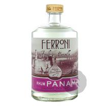 Ferroni - Rhum blanc - La Dame Jeanne 7 - Panama - 70cl - 57°