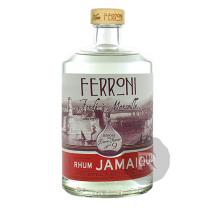 Ferroni - Rhum blanc - La Dame Jeanne 9 - Jamaïque - 70cl - 57°