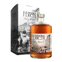 Ferroni - Rhum ambré - 70cl - 40°