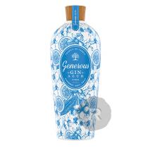 Generous - Gin - Azur - Citrus - 70cl - 40°