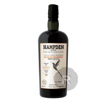 Hampden - Rhum hors d'âge - Single Cask 296  - 9 ans -  2011 - LFCH - 70cl - 60,3°