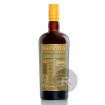Hampden - Rhum hors d'âge - Pure Single Jamaican Rum - 8 ans - 70cl - 46°