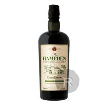 Hampden - Rhum vieux - Great House Distillery - Edition 2020 - 70cl - 59°