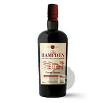 Hampden - Rhum vieux - Great House Distillery - 70cl - 59°