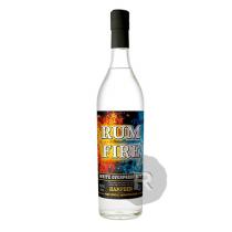 Hampden - Rhum blanc - Rum Fire - 70cl - 63°