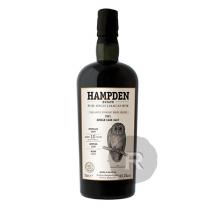 Hampden - Rhum hors d'âge - Single Cask 487 - 10 ans - 2010 - LROK - 70cl - 62,5°