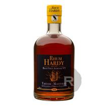 Hardy - Rhum vieux - VO - 70cl - 42°