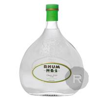 HBS - Rhum blanc - Cuvée 2020 - 70cl - 55°