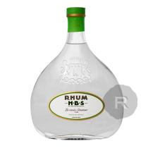HBS - Rhum blanc - La Cuvée Sénateur - 70cl - 55°