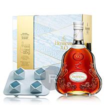 Hennessy - Cognac - XO - Coffret Expérience avec Moule à glaçons - 70cl - 40°