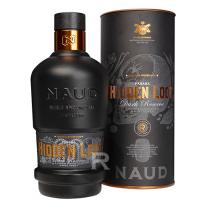 Naud - Hidden loot - Rhum épicé - Dark reserve - 70cl - 41°