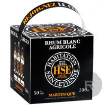 HSE - Rhum blanc - Cubi - 3L - 50°