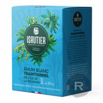 Isautier - Rhum blanc - Traditionnel blanc - Cubi - 3L - 40°