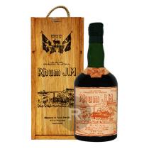 JM - Rhum hors d'âge - Millésime 1993 - Etiquette cuir - Coffret bois - 70cl - 45,8°