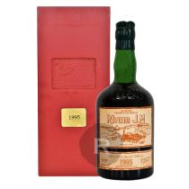 JM - Rhum hors d'âge - 15 ans - Millésime 1995 - n°541 - Etiquette cuir - Coffret - 70cl - 44,8°