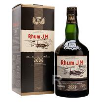 JM - Rhum hors d'âge - Millésime 2006 - 10 ans - Numérotée - 70cl - 43,4°