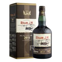 JM - Rhum hors d'âge - Millésime 2011 - 70cl - 41,9°