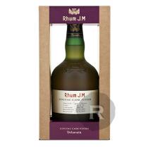JM - Rhum hors d'âge - Cognac finish - Série 2 - Millésime 2006 - 50cl - 41,2°