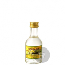 JM - Rhum blanc - Mignonnette - 5cl - 50°