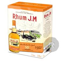 JM - Rhum élevé sous bois - Cubi - 3L - 50°