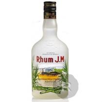 JM - Rhum blanc - Sérigraphiée - 70cl - 50°