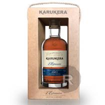 Karukera - Rhum hors d'âge - Millésime 2008 - l'Expression - Batch 2 - 70cl - 47,5°