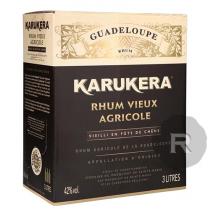 Karukera - Rhum vieux - Cubi - 3L - 42°