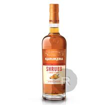 Karukera - Shrubb - Liqueur d'orange - 70cl - 40°