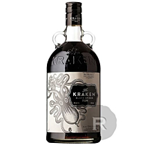Kraken - Rhum épicé - Black Spiced Rum - Magnum - 1,75L - 47°