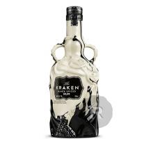 Kraken - Rhum ambré - Black spiced rum - Ceramic Black & White - Edition limitée 2017 - 70cl - 40°