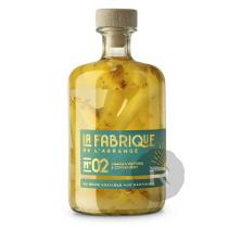 La Fabrique de l'Arrangé - Rhum arrangé N°2 - Ananas Victoria & Citron vert - 70cl - 32°