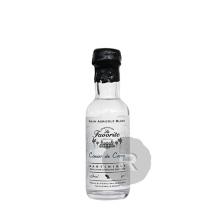 La Favorite - Rhum blanc - Cœur de canne - Mignonnette - 5cl - 50°