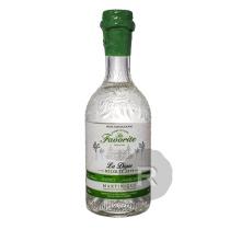 La Favorite - Rhum blanc - La Digue - Millésime 2019 - 70cl - 52°